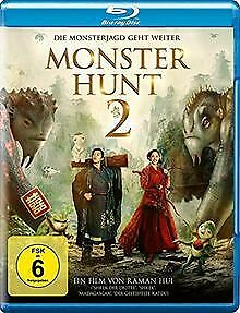Monster Hunt 2 (Blu-Ray) by Raman Hui | DVD | condition very good