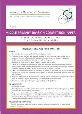Give Your Kids The Best Chance!!PDF Files) AMC -15 papers & solutions