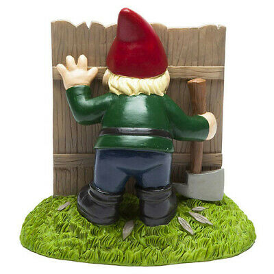 GNOMINATOR BigMouth High Quality Hand Painted And Weatherproof Garden Gnome