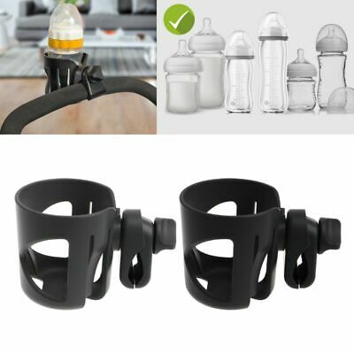 Baby Stroller Accessories Cup Holder Cart Bottle Rack Milk Water Carriage Buggy