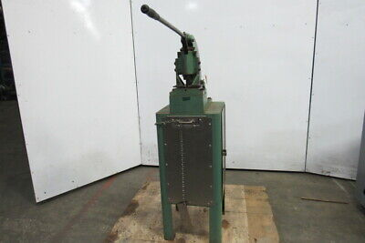 Di-acro No. 1 Hand Operated Punch Press W/Stand