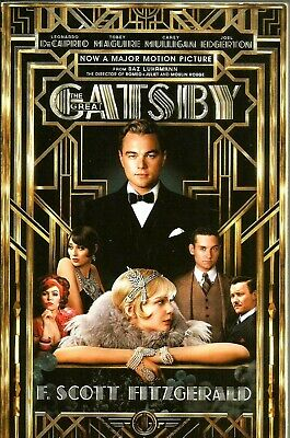 """The Great Gatsby"" by F. Scptt Fitzgerald (2013) - Paperback"