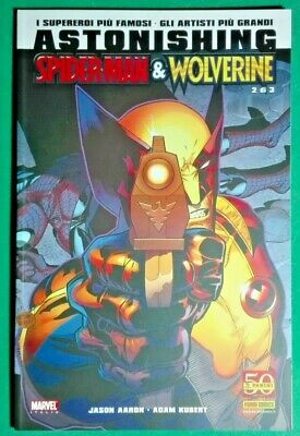 Fumetto Marvel-Spider-Man & Wolverine -N.116-New,Edicola,Perfect -Rif.4515