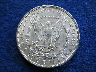 1888 Morgan Silver Dollar - Scarcer - Bright Uncirculated - Free U S Shipping