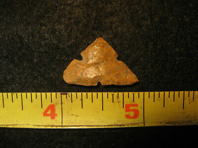 Authentic West Texas Bird Point Arrowhead, Ancient Indian Artifact, #B8