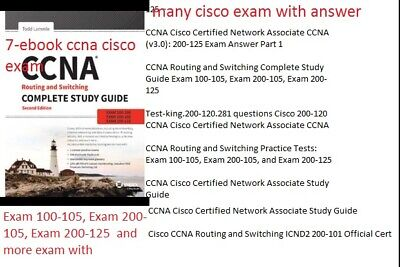 CCNA Routing and Switching Complete Study Guide ALL exam Testking200-120 100 pdf