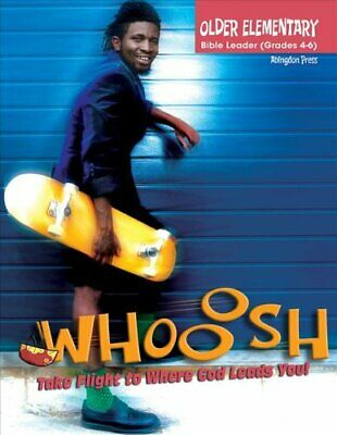 Vacation Bible School (Vbs) 2019 Whooosh Older Elementary Bible... 9781501869099