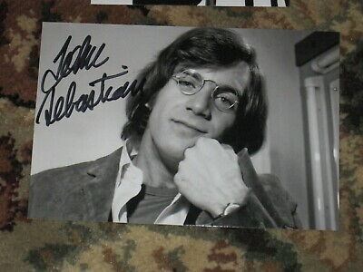 Singer JOHN SEBASTIAN Signed WOODSTOCK 4x6 Photo LOVIN' SPOONFUL AUTOGRAPH 1F