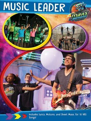 Vacation Bible School (Vbs) 2019 to Mars and Beyond Music Leade... 9781501868276