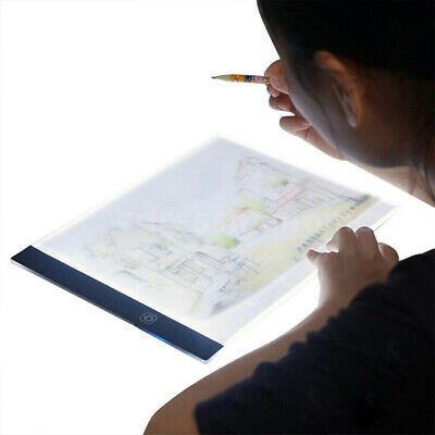 Painting Board Dimmable LED Light A5 Drawing Board For Drawing Diamond Painting