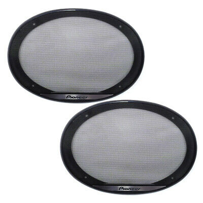"Pioneer 6x9"" Inch Car Speaker Grill Plate Cover"