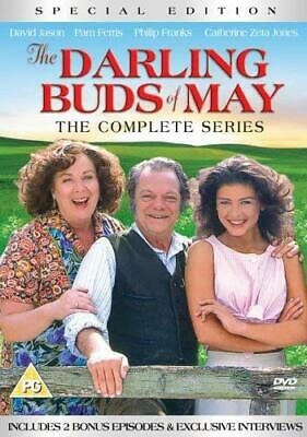 The Darling Buds of May DVD Box Set Complete Series 1-3 Collection David Jason