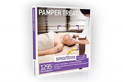 Buyagift Pamper Treat Gift Experiences Box - 1295 pampering gift experiences to