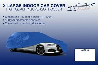 XL blue Indoor Car Cover Protector Mercedes-Benz G-Class 1989-2016