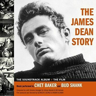 James Dean Story: Movie + The Complete Soundtrack New Dvd