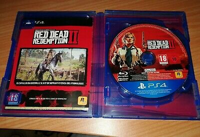 Red Dead Redemption 2 Ps4 - Italiano Playstation 4