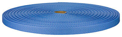 1/2 Inch Ice Blue Polypro Webbing, Closeout, 50 Yards