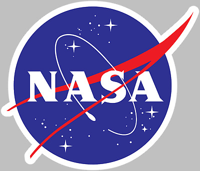 NASA Meatball Insignia Decal Sticker Choose Size 3M air release BUY 3 GET 1 FREE