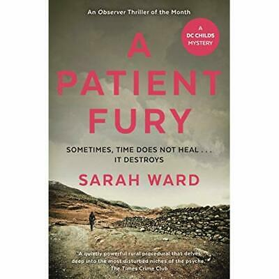 A Patient Fury (DC Childs mystery) - Paperback NEW Ward, Sarah 05/07/2018