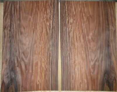 "rosewood wood veneer 1/42"" thick 13"" wide 21"" long"