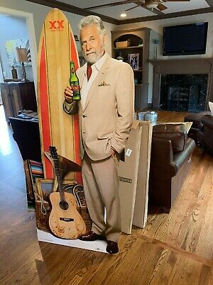 """8x10/"""" 11x14/"""" The Most Interesting Man in the World Photo"""