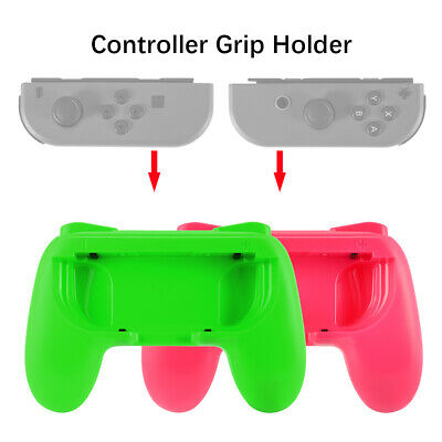 1Pair Joy-Con Controller Comfort Handles Grips for Nintendo Switch Console AC962
