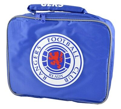 Rangers Insulated Lunch Bag Soft Cool Box Official Football Club Gers FC New