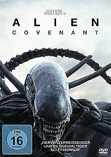Alien: Covenant | DVD | condition very good