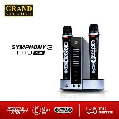 Grand Videoke Symphony 3 Pro Plus_My Singing Coach! With FREE 3DAY Shipping!