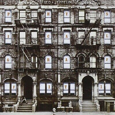 Led Zeppelin - Physical Graffiti - Led Zeppelin CD SNVG The Cheap Fast Free Post