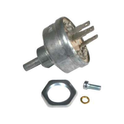 Miller 207110 Switch, Ignition 4 Position without Handle