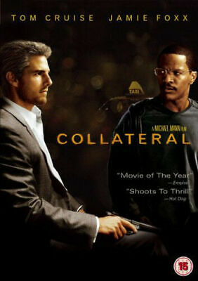 Collateral - Single Disc DVD (2005) Tom Cruise