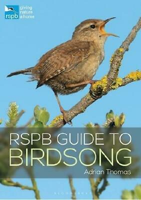 RSPB Guide to Birdsong by Adrian Thomas (author)