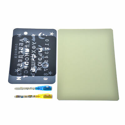 PVC Draw With Light In Darkness Child Sketchpad Toys Luminous Drawing Board Gift