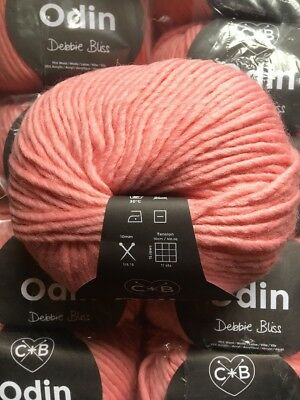 6 x 100g Debbie Bliss Odin shade 08