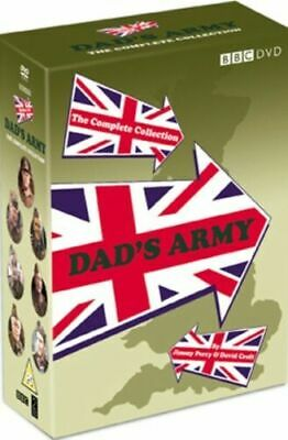 Dads Army Complete Collection DVD Box Set Series 1-9 Plus Specials (14 Disks)