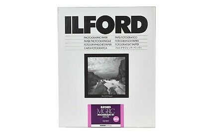 Carta Stampa Bianco/Nero Ilford Multigrade IV RC Deluxe 10x15x100 Lucida MG4RC1M