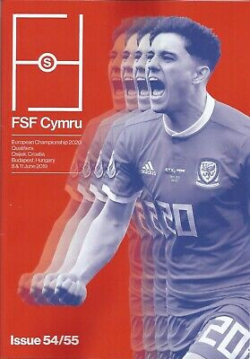 CROATIA and HUNGARY v WALES  June 2019    FSF Cymru Magazine