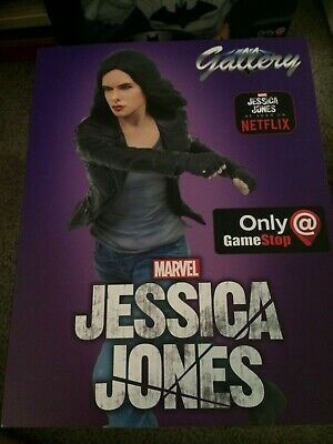 Jessica Jones Statue Figurine Marvel Gallery Diamond Select Toys Defenders