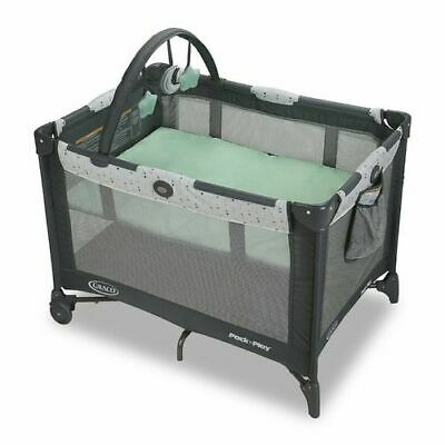 Graco Kids' Pack 'n Play On the Go Playard with Bassinet - Multi