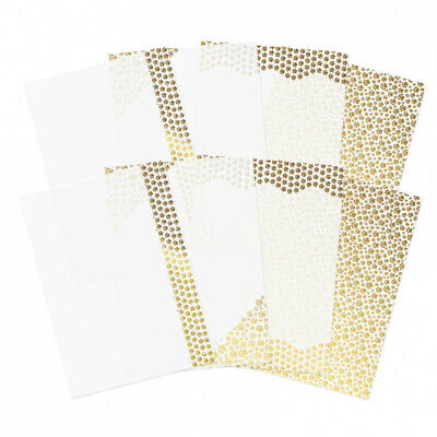 Hunkydory Return of the Little Paws Luxury Foiled Acetate Pawprints  A4, 220micr