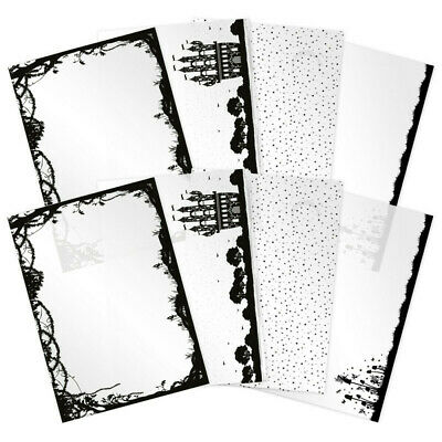 Hunkydory Once Upon a Twilight Luxury Foiled Acetate  A4, 220micron, 8pk