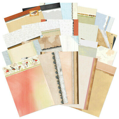 Hunkydory Watercolour Wings Cardstock  A4, 350gsm, 40pk