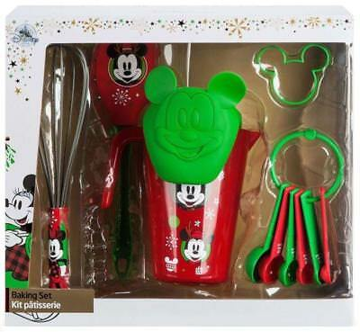 Mickey Mouse And Friends Disney Baking Set- New
