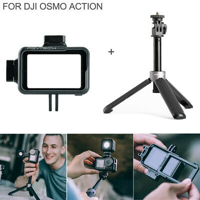Portable Action Camera Holder Interface Accessories For PGYTECH OSMO ACTION