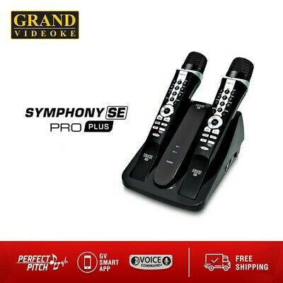 Grand Videoke Symphony SE Pro Plus_My Singing Coach! With FREE 3DAY Shipping