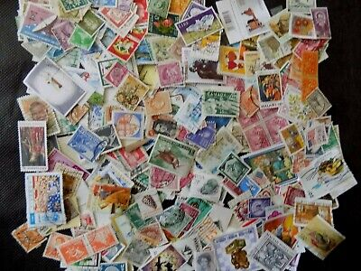 World/Commonwealth Off Paper Sorting Mixture  Bags About 1000 Stamps Ex Charity
