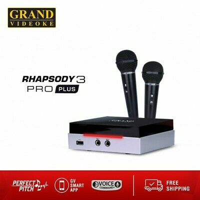 Grand Videoke Rhapsody 3 Pro Plus_My Singing Coach! With FREE 3DAY Shipping!
