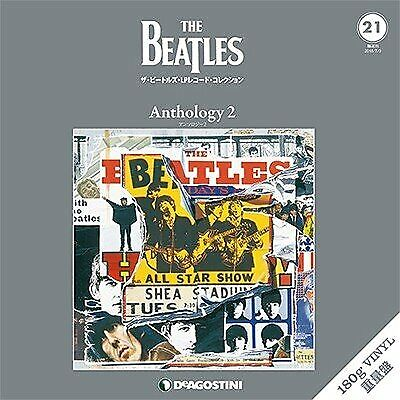 Beatles LP Record Collection Anthology 2 180g Vinyl Deagostini from Japan F/S