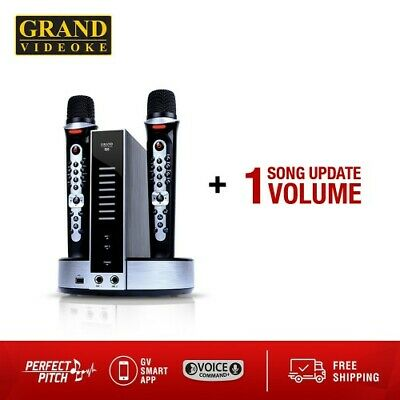 Grand Videoke Symphony 3 Pro Plus + 1GV Song Update Volume! FREE 3DAY Shipping
